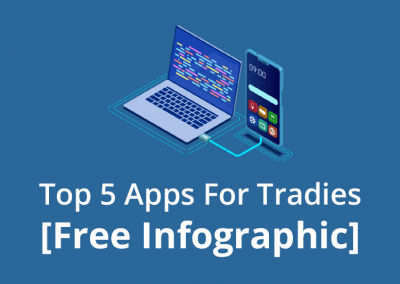 Top 5 Apps for Tradies